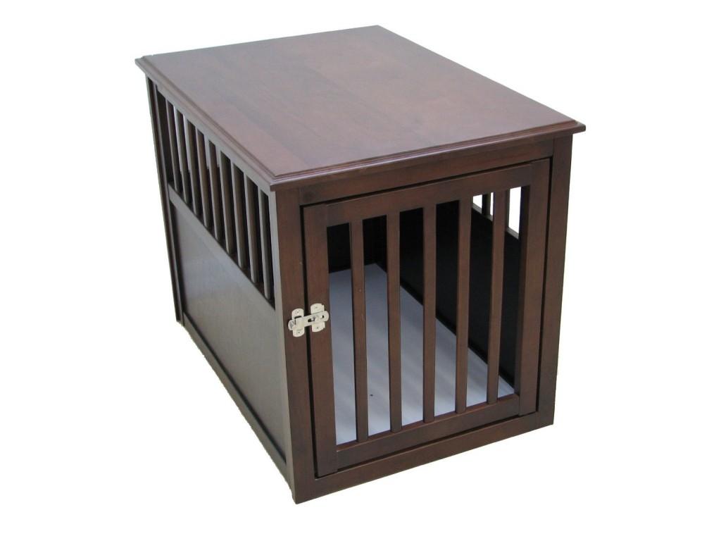 Indoor dog kennel ideas car interior design for Design indoor dog crate