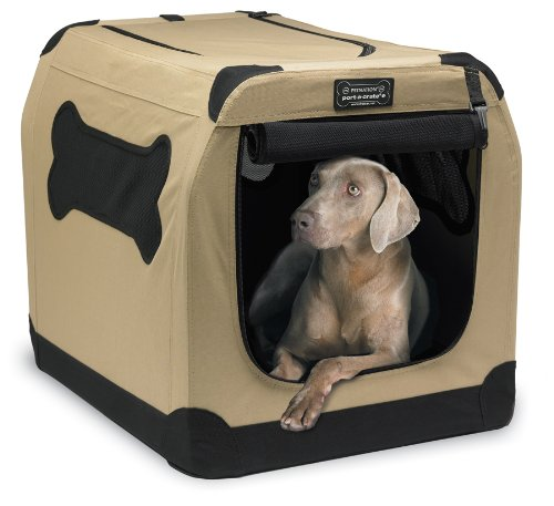 Dog houses a 5 minute crash course for Soft indoor dog house large